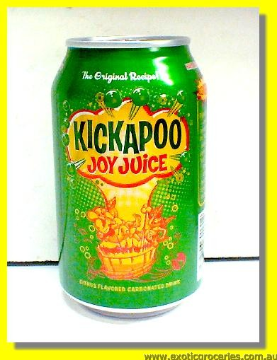 Citrus Flavoured Carbonated Drink