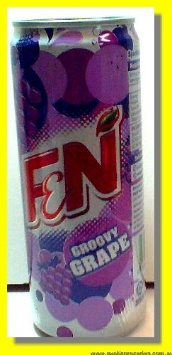 Grape Sparkling Flavoured Drink