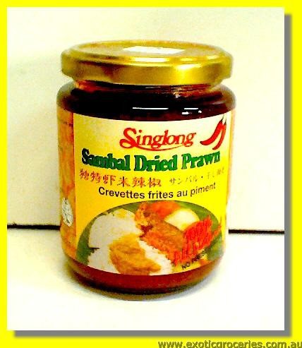 Sambal Dried Prawn
