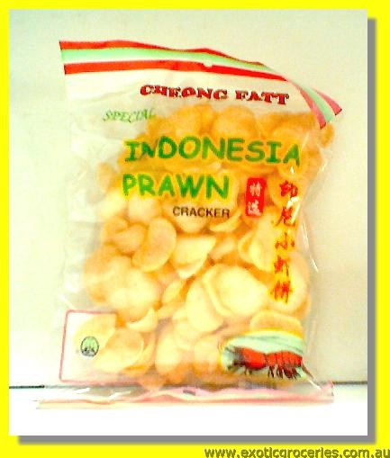 Indonesian Prawn Cracker