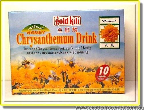 Instant Honeyed Chrysanthemum Drink