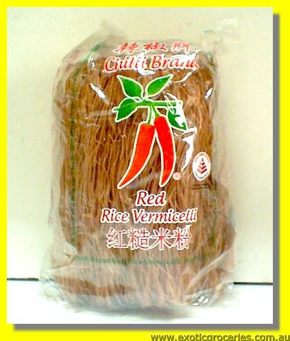 Red Rice Vermicelli