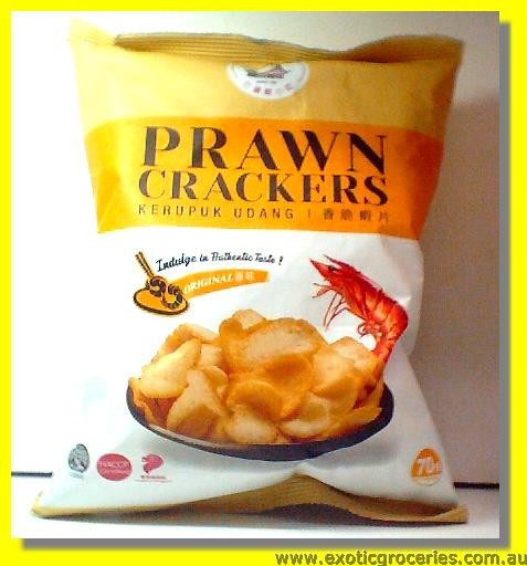 Prawn Crackers Original Flavour