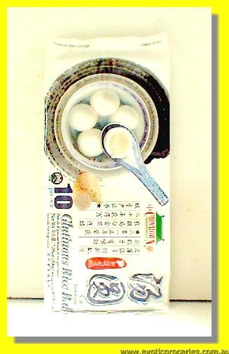 Frozen Glutinous Rice Ball Yam Paste
