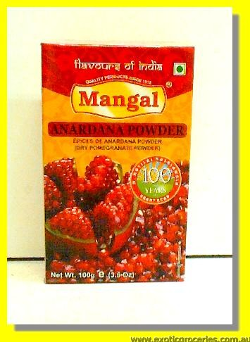 Anardana Powder (Dry Pomegranate Powder)