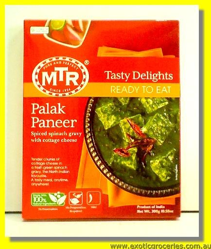 Palak Paneer Ready to Eat