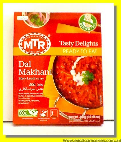 Dal Makhani Ready to Eat