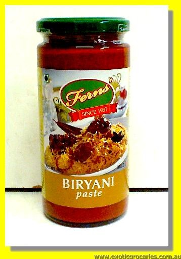 Biryani Curry Paste