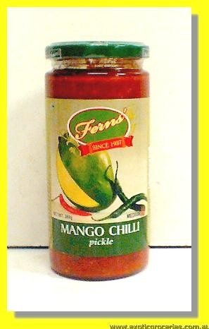 Mango Chilli Pickle in Oil