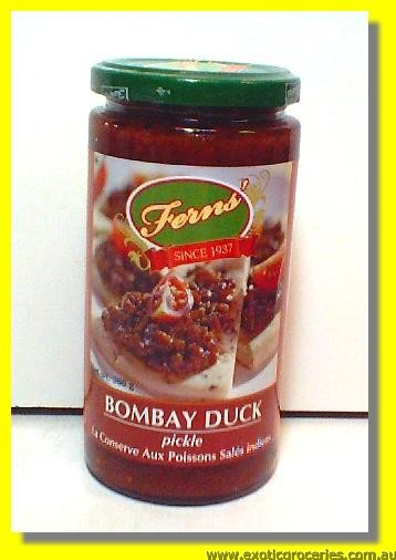 Bombay Duck Pickle
