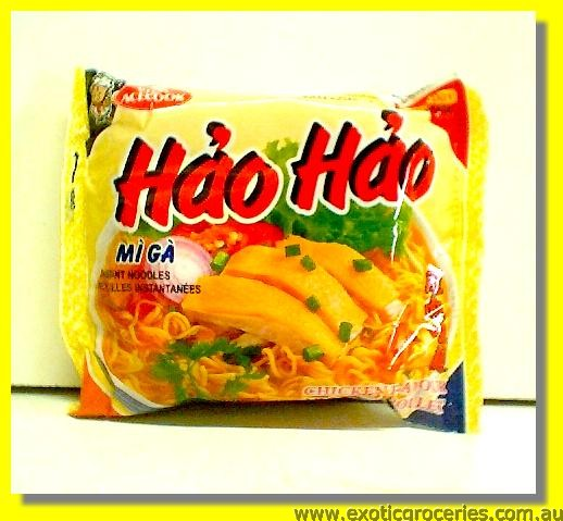 Instant Noodle Chicken Flavour Hao Hao