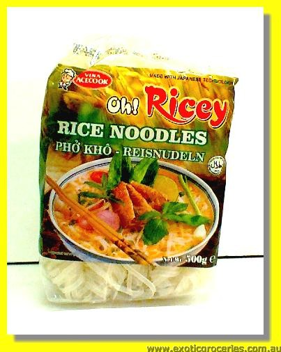 Oh Ricey Rice Noodles