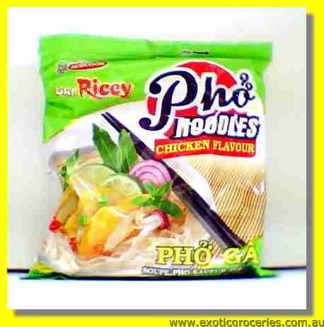 Instant Rice Noodle Chicken Flavour