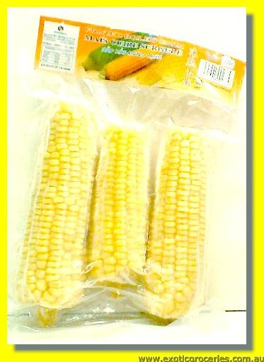 Frozen Boiled Corn