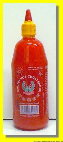 Saigon Hot Chilli Sauce