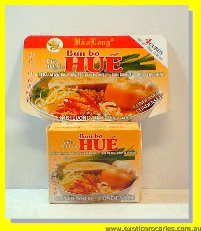 Bun Bo Hue Soup Seasoning 4 Cubes