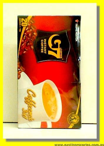 G7 Instant Coffee Mix 3in1 20sticks