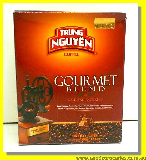 Gourmet Blend Ground Coffee