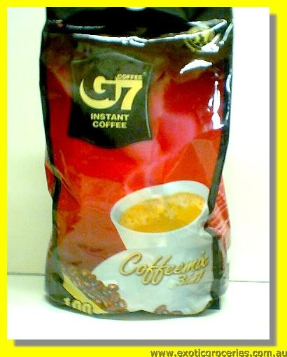 G7 Instant Coffee 3in1 100sticks