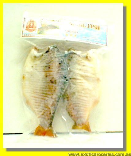 Frozen Salted Tinfoil Fish
