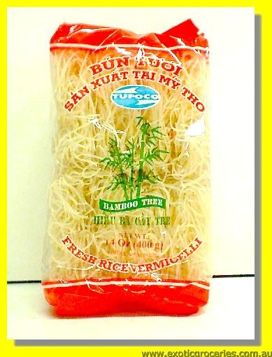 Fresh Rice Vermicelli (Red)