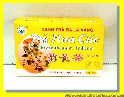 Chrysanthemum Indicum (Chrysanthemum Tea 20teabags)