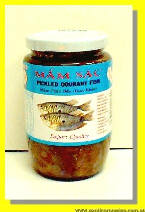 Pickled Gourany Fish (Pickled Gouramy Fish)