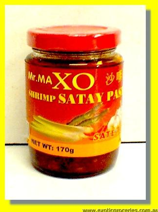 Mr. Ma XO Shrimp Satay Paste