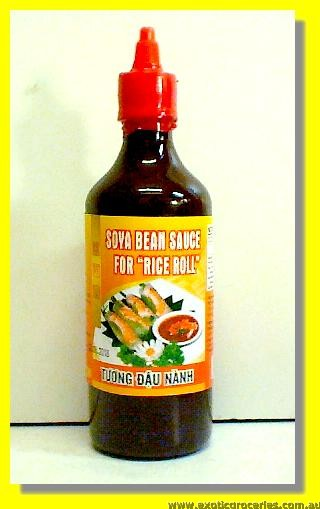 Soya Bean Sauce for Rice Roll