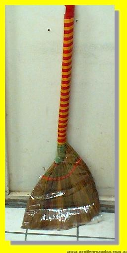 Thick Handle Broom