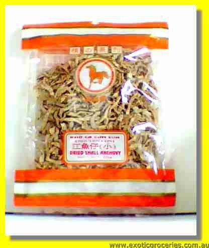 Dried Small Anchovy