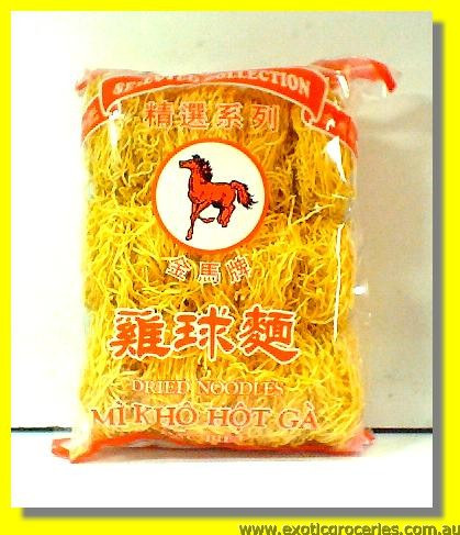 Dried Noodles Thin