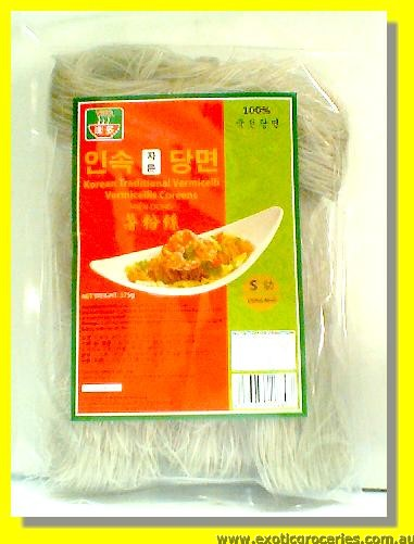 Korean Traditional Vermicelli