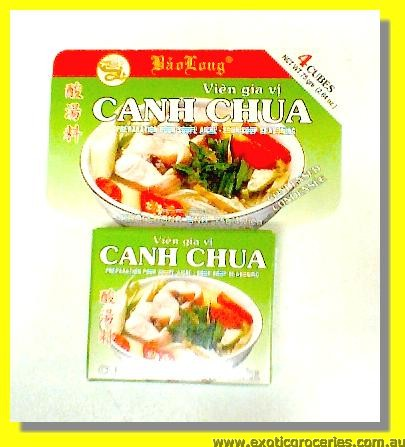 Sour Soup Seasoning Canh Chua 4 cubes