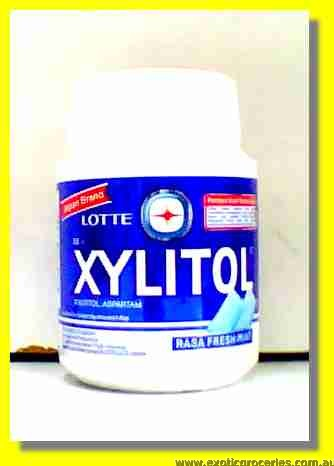 Xylitol Fresh Mint Chewing Gum