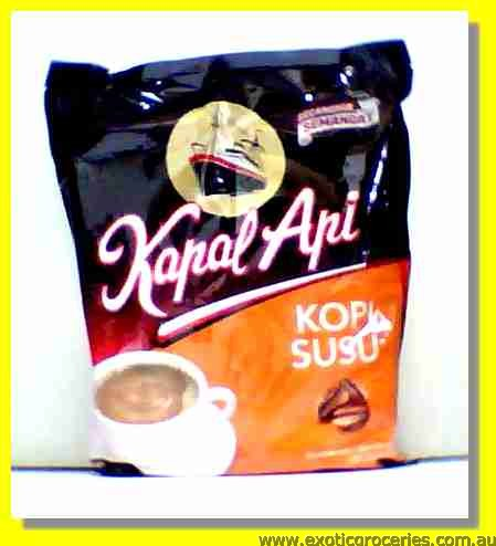 Kopi Susu Instant Coffee Mix 20sachets
