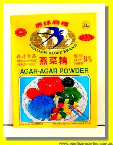 Agar-Agar Powder Red