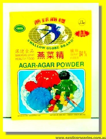 Agar-Agar Powder Green