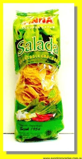 Vegetable Crackers (Krupuk Sayur)
