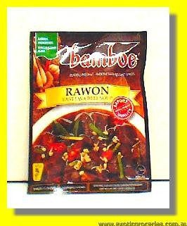 Rawon East Java Beef Soup