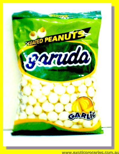 Flour Coated Peanuts Garlic Flavoured