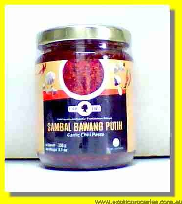 Sambal Bawang Putih Garlic Chilli Paste