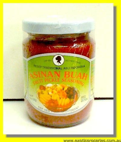 Asinan Buah Fruit Pickles