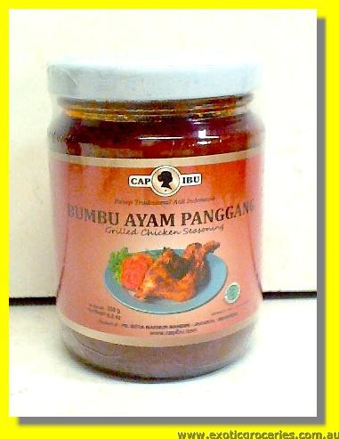 Bumbu Ayam Panggang (Grill Chicken Seasoning)