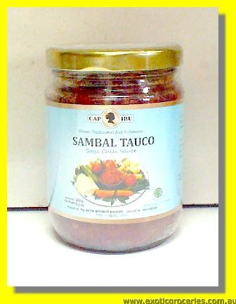 Sambal Goreng Terasi Fried Chilli Sauce