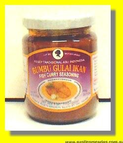 Bumbu Gulai Ikan Fish Curry Seasoning