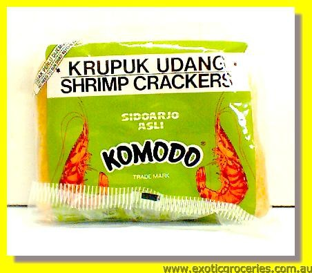 Sidoarjo Shrimp Crackers
