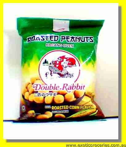 Roasted Peanuts Kacang Oven Roasted Corn Flavour