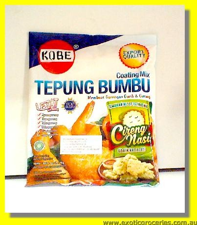 Coating Mix Tepung Bumbu