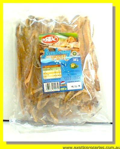 Dried Jambrong Fish